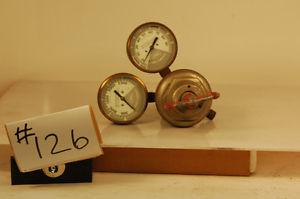 Pyrox Linde Company Type 210 Pressure Regulator