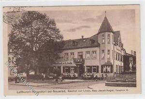 39091203 - Rengsdorf bei Neuwied. Gasthof zur Linde. Besitzer: Jacob Kegel gelau