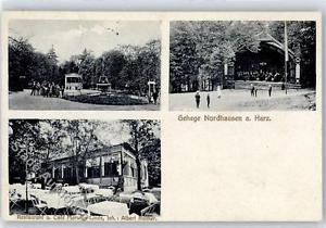 51222996 - Nordhausen , Thuer Gasthaus Merwigs-Linde Preissenkung