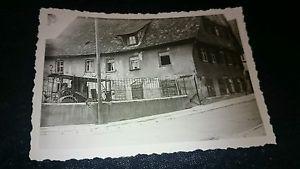 Original Foto 047 Schwäbisch Gmünd Türlensteg Linde Dampfwalze