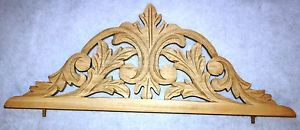 Cabinet tower from Linde Wardrobe,Hand-carved