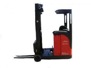 Linde R14S Electric Forktruck Forklift Forklifttruck Fork Lift Truck Reach Truck