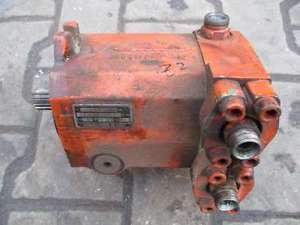 Atlas 1004 Bagger Linde MMF 43 Hydraulikpumpe Hydraulikmotor Drehmotor Ölmotor