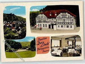 52450980 - Philippstein , Oberlahnkr Gasthaus Pension Zur Linde