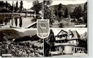 52324356 - Sitzendorf Schwimmbad Schwarza Hotel zur Linde