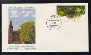 K005)  Germany in 2001 - Natural Monuments: Linde skl