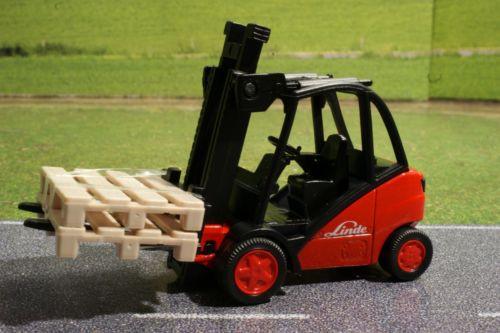 Siku 1722 - Linde Forklift Truck - 1:50 Scale
