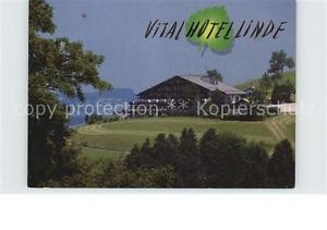 72491569 Sulzberg Vorarlberg Vital Hotel Linde Sulzberg
