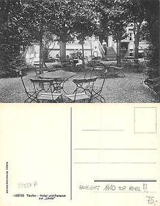 "Kt. Appenzell Teufen Hotel Pension zur ""Linde"" ANIMIERT 1910 ca. RR!! (R-L 164)"