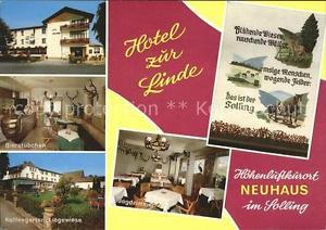 41984662 Neuhaus Solling Hotel Zur Linde Holzminden