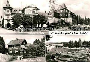 72704862 Finsterbergen Volkshaus zur Linde Café Waldschloesschen Spiessberghaus