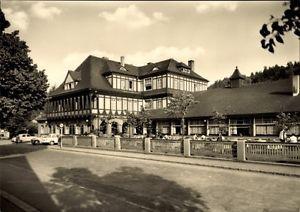 Ak Sitzendorf an der Schwarza in Thüringen, HO Hotel zur Linde,... - 1580842