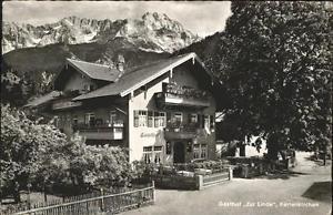 41354286 Partenkirchen Gasthof Zur Linde Garmisch-Partenkirchen
