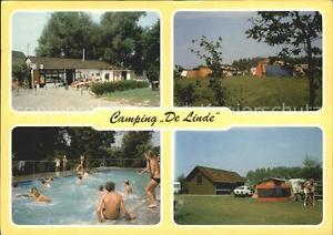 72040048 Valkenburg aan de Geul Camping De Linde  Valkenburg