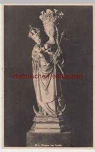 (56863) Foto AK Uden, Kapel Eerw. Kruisheeren, O.L. Vrouw ter Linde, 1951