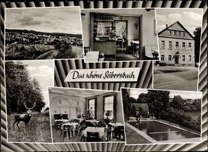 Ak Seibersbach im Hunsrück, Gasthaus Pension zur Linde, Inh.... - 1558887