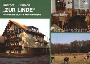 72566330 Neuhaus Pegnitz Gasthof Pension Zur Linde Neuhaus a.d.Pegnitz
