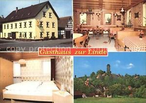 72566328 Neuhaus Pegnitz Gasthaus zur Linde Neuhaus a.d.Pegnitz