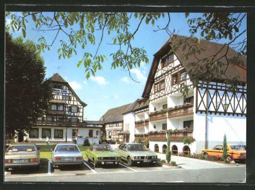 AK Oberkirch, Romantik-Hotel und Restaurant zur oberen Linde, Bes. W. Dilger, H