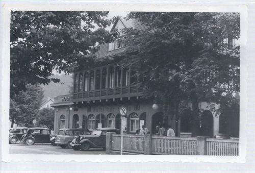 Sitzendorf HO Hotel zur Linde//oldteimer