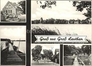 72366541 Leuthen Kindergarten Gasthof zur Linde Fischerhaus Drebkau