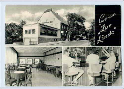 Y219/ Messenkamp Gasthaus Zur Linde Ak ca.1975