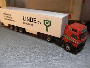 1/87 AWM MB SK Linde bv Denekamp Hollande NL Semi-remorque