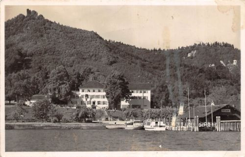 BR40910 Hotel Linde am see willi Kraus Bodman bodensee    Germany