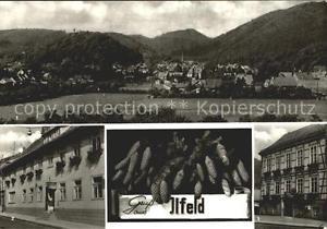 72359545 Ilfeld Suedharz Gaststaette zur Krone Gaststaette zur Linde  Ilfeld Sue
