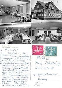 Kt. Thurgau - Zihlschlacht - Gasthaus Linde 4 PANORAMA (A-L 108)