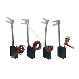 Kohlebürsten für Linde Gabelstapler, Hubwagen 32 x 25 x 12,5 mm