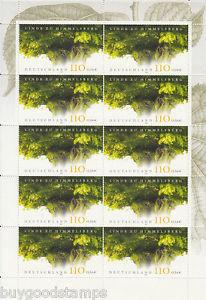 Allemagne ** KB 2001 Michel-Nummer 2208 Naturdenkmal Linde von Himmelsberg