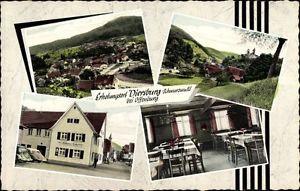 Ak Diersburg in Baden Württemberg, Gasthaus Zur Linde, Inh W... - 1371228