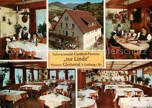 42811947 Glottertal Gasthaus Linde Trachten Glottertal Schwarzwald