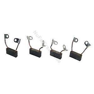 Kohlebürsten für Linde Gabelstapler, Hubwagen, Motoren 19 x 38 x 9,5 mm