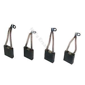Kohlebürsten für Linde Gabelstapler, Hubwagen 32 x 28 x 8 mm