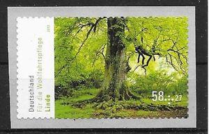 BRD/ Bäume-Linde MiNr 2986 ** SKL aus Rolle