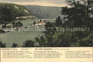 42125221 Bad Karlshafen Diemellied Otto zur Linde  Bad Karlshafen