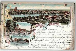 52443579 - Preetz , Holst Grosse Linde Kirchsee Drillers Garten