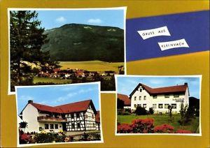 Ak Kleinvach Bad Sooden Allendorf in Hessen, Gasthaus zur Linde,... - 1235563