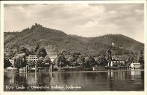 41211231 Bodman-Ludwigshafen Hotel Linde Bodman-Ludwigshafen