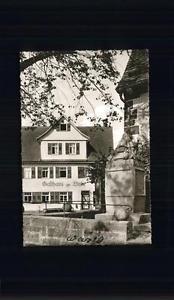 41213376 Wart Altensteig Gasthaus Zur Linde Altensteig