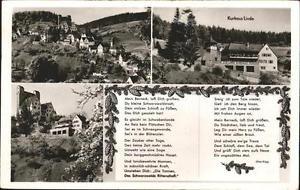 41212953 Berneck Altensteig Kurhaus Linde  Altensteig