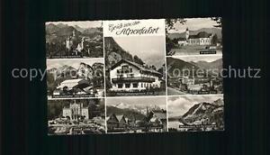 72513592 Ettal Schloss Neuschwanstein Passionstheater Oberammergau Schloss Linde