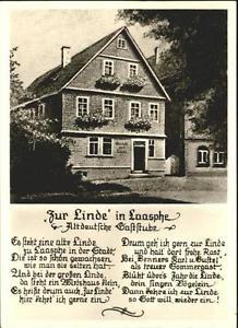 40917304 Bad Laasphe Bad Laasphe Gasthaus Zur Linde x Bad Laasphe