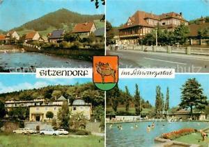 72941666 Sitzendorf Thueringen An der Schwarza Hotel Zur Linde Hotel Bergterrass