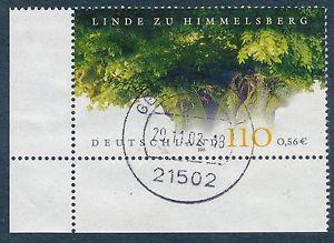 2208 ESSt Berlij NK Linde  Bund 2001 Eck 1