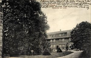 Ak Drübeck Ilsenburg am Nordharz, Klosterhof mit Linde - 10019269