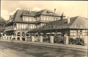 41462403 Sitzendorf Thueringen Ho-Hotel zur Linde Sitzendorf Schwarzatal