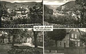 72523848 Asbach Schmalkalden Gasthaus zur Linde  Schmalkalden